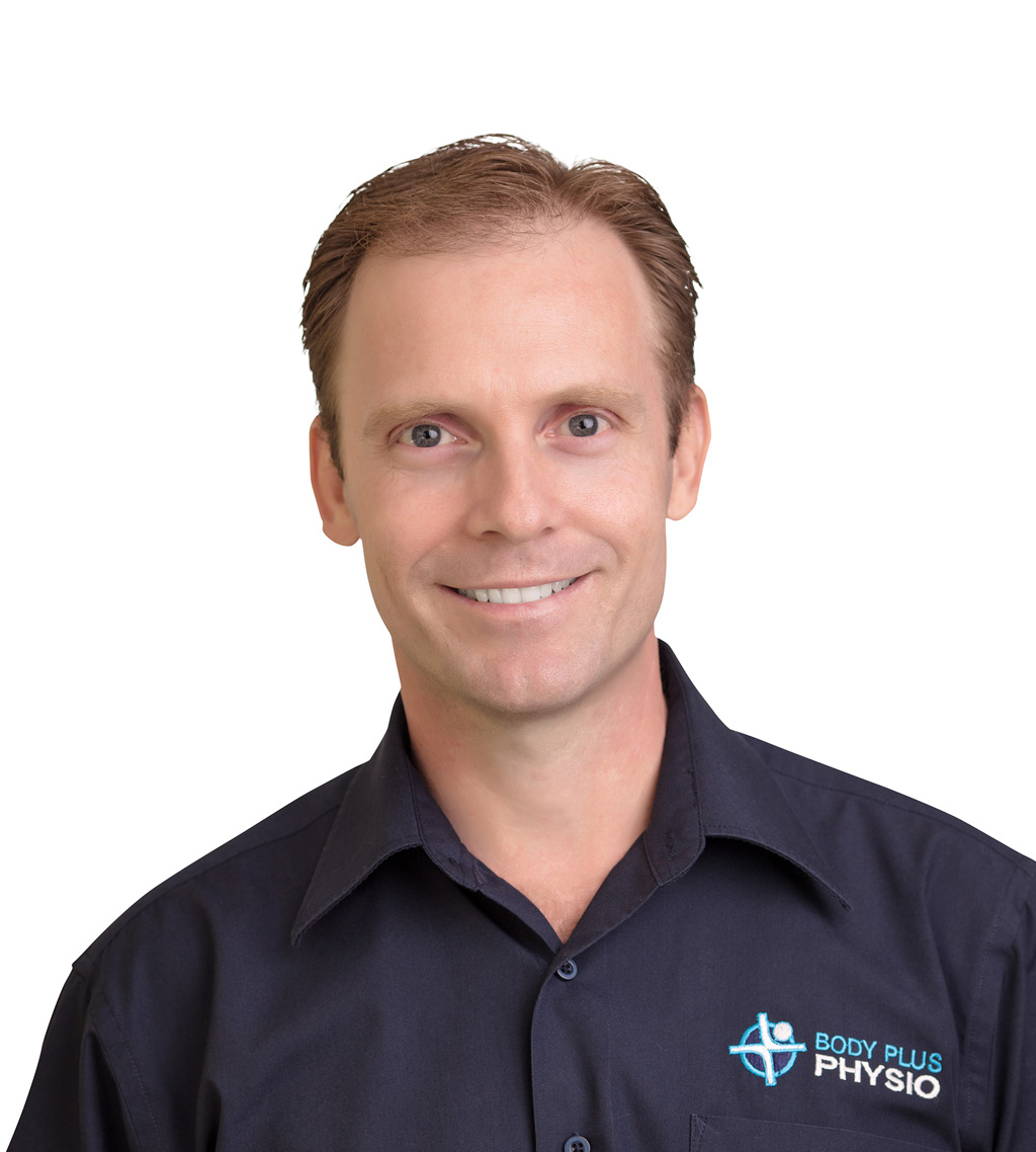 Chris Innes Principal Physiotherapist